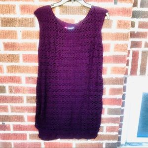 Eight Sixty for Pea in the Pod Knit Tunic Top